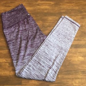 Aerie Chill Play Move Navy Blue Leggings
